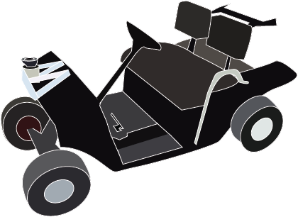 About Us - We aim to autonomously navigate the Cal Poly campus using our golf cart.TEAM LEADS- WESLEY & SUKHMAN