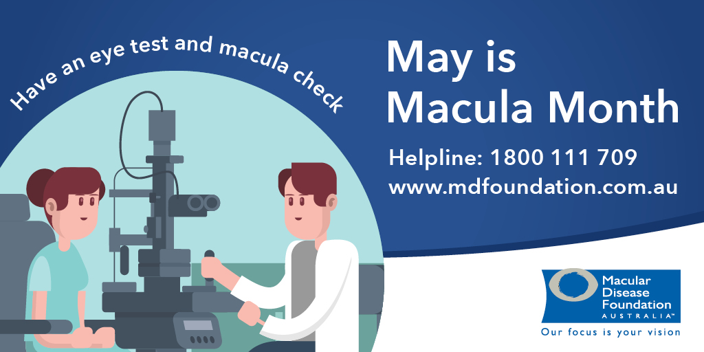Macula Month 2018