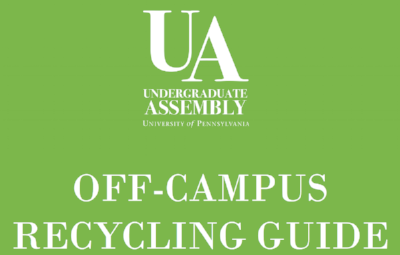 Off-Campus Recycling Guide
