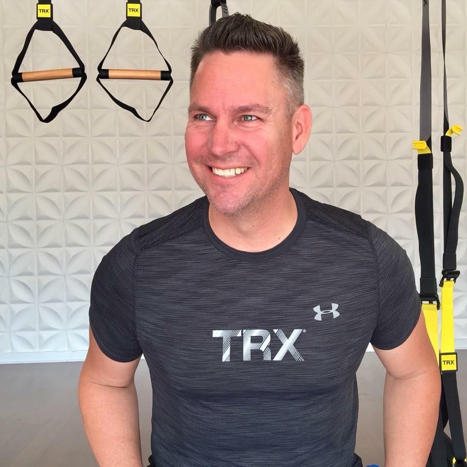 Chris Cygul, CPT, TRX Master Trainer