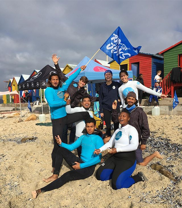 Happy happy WORLD OCEANS DAY 💦 To us, every day is #WorldOceansDay but today the whole world agreed and we got to share it with amazing partners, friends and the I AM WATER Coaches! As part of the global launch of this year's #RunForTheOceans we hosted snorkel experiences at St James tidal pool and and joined the @adidasza team to rack up some km's for conservation... while picking up trash on the beach with the @thebeachco_op! What a day! Check out our stories for more fun pics from the day and remember you can run from today until June 16th and each km logged on @Runtastic in the #RunForTheOceans @adidas will donate $1 to ocean education! 📷 @kyle.kingsley @meganrose_f @adidasza and others 🙏