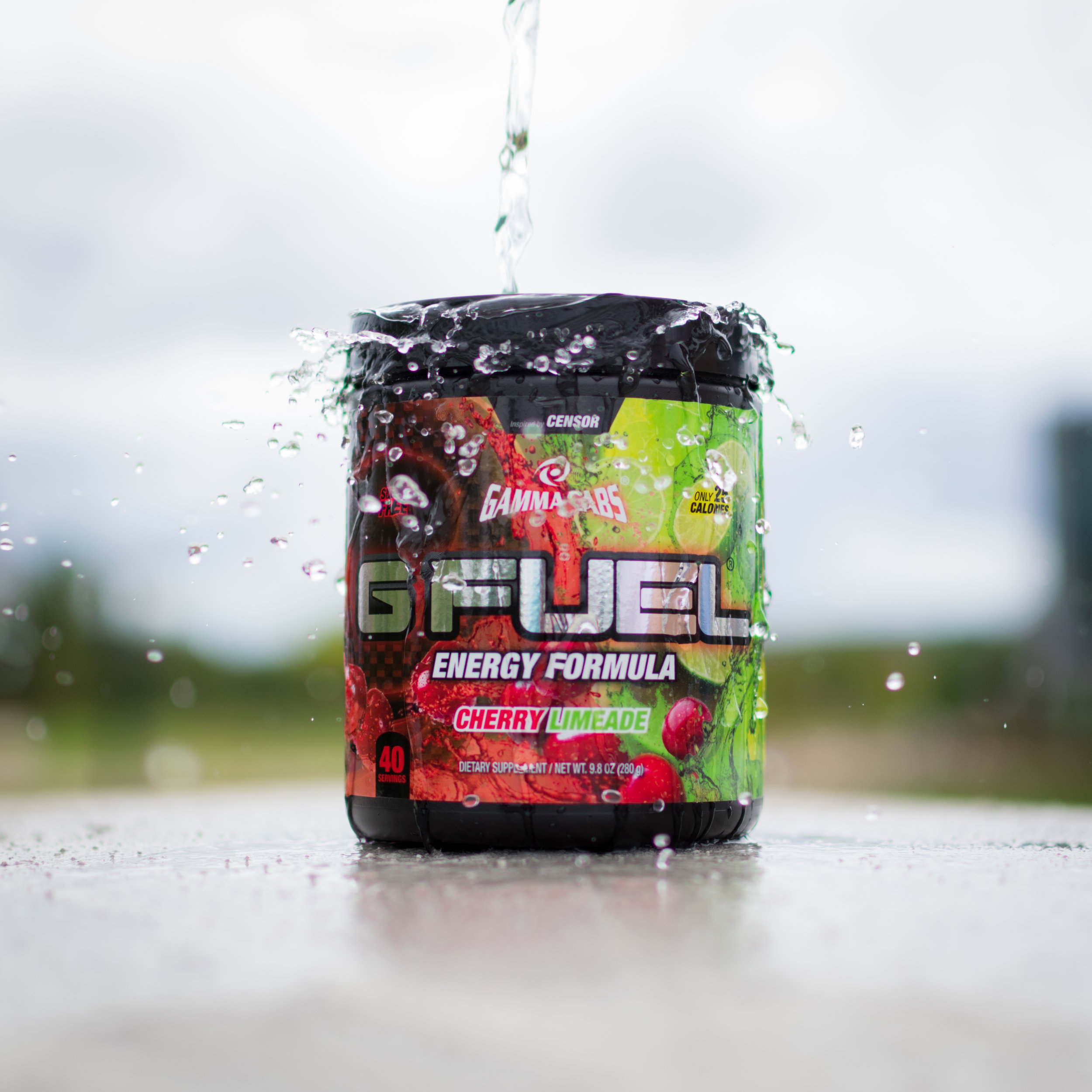 G Fuel Product Photos