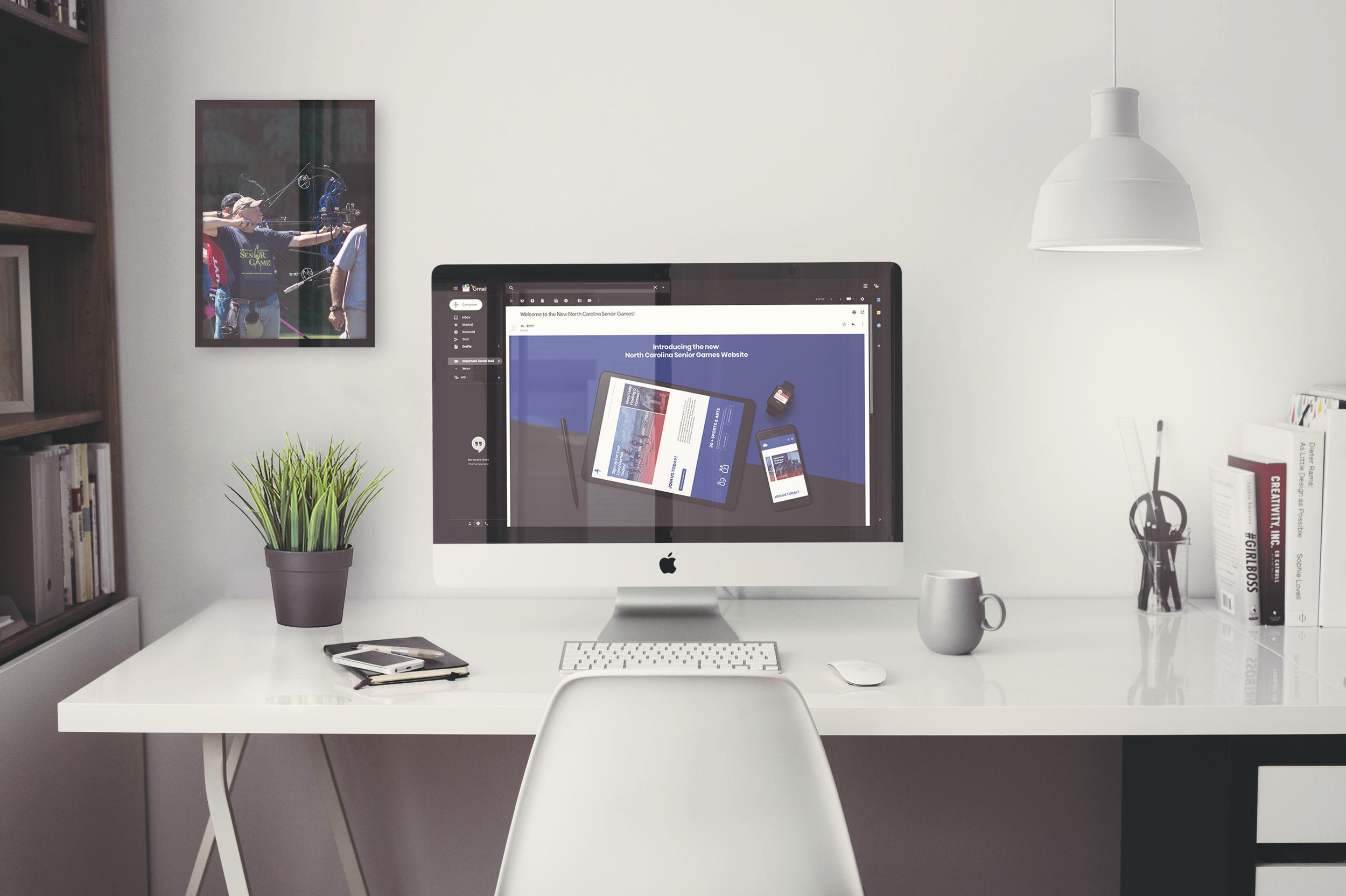 Desktop Mock-up