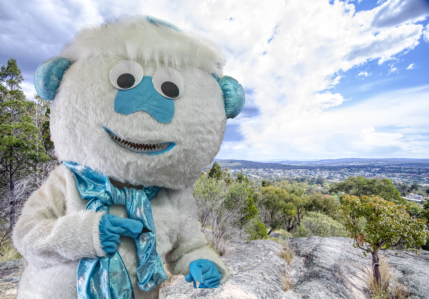 Hi, I'm MarlayI can't wait to meet you at Snowflakes in Stanthorpe! - Tickets are available online.