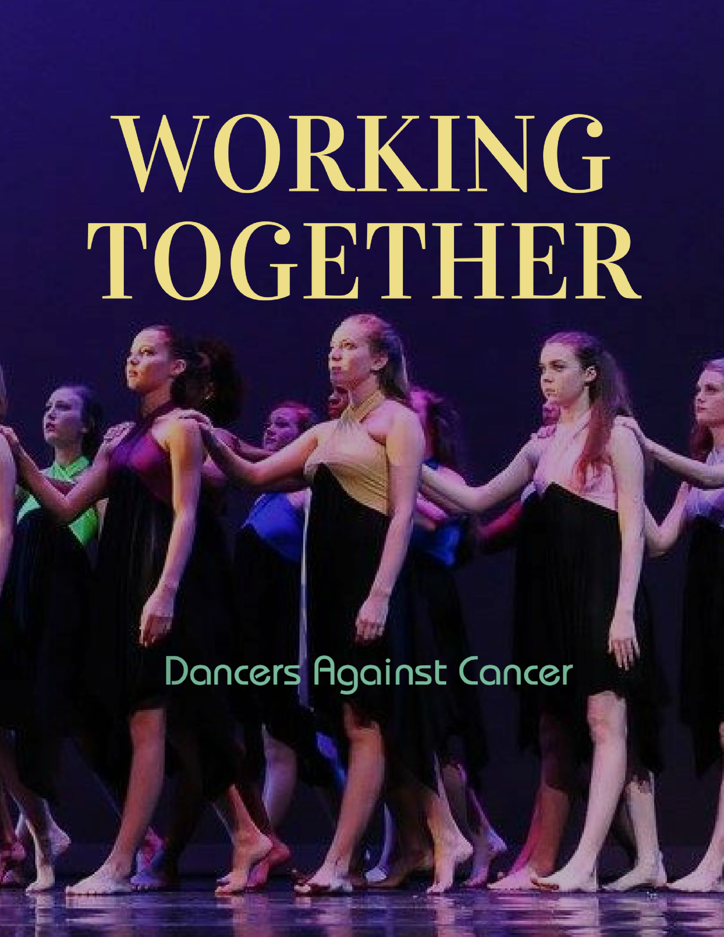 THE DAC TEAM - Dancers Against Cancer has a great team to help us get the word out and make an impact in communities around the world. The DAC departments have helped to provide support to patients and their families for over 10 years.   — Mariah Jackson, Impact Volunteer