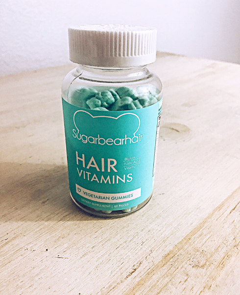Hair Vitamins. I liked taking this hair vitamin. I not only noticed a difference in my hair but my nails, brows and lashes improved too. I have only done 2 month increments and I take a break. Google this hair vitamin for yourself and check out the tutorial reports on YouTube. Do your own research when considering any vitamins.  Sugarbearhair.com $30-35?