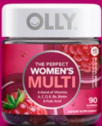 OLLY vitamins Beauty f