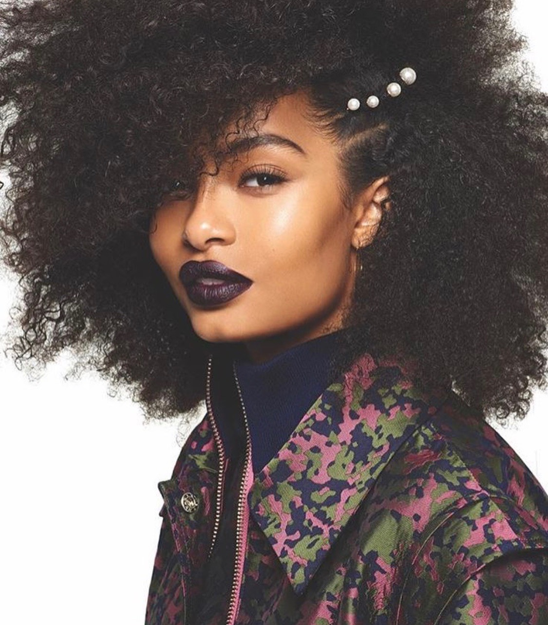 Yara Shahidi an actress, model and activist