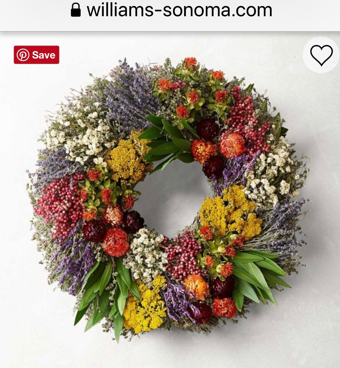 How perfect is this wreath? Beautiful and functional. And again this is from one of my favorite places to shop for me-my MOM!!!