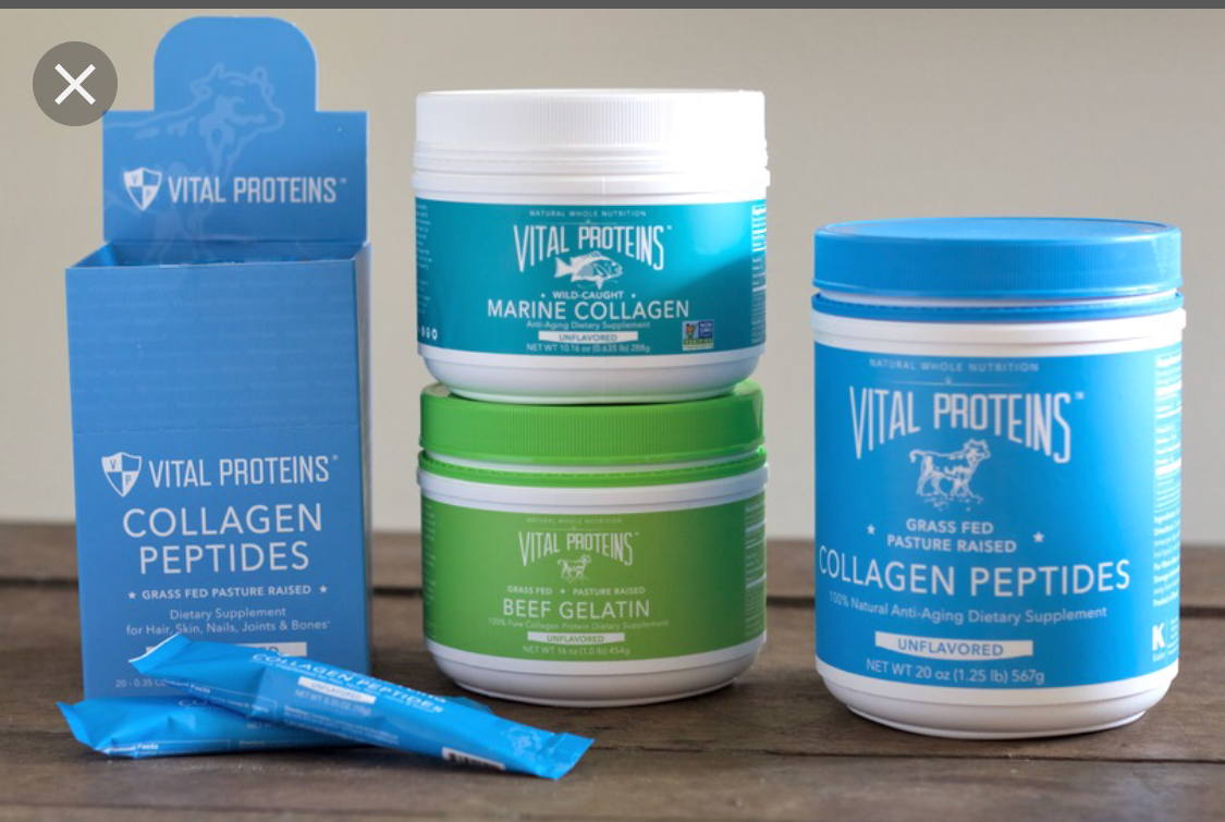 I use collagen daily. The travel packs make traveling easy.