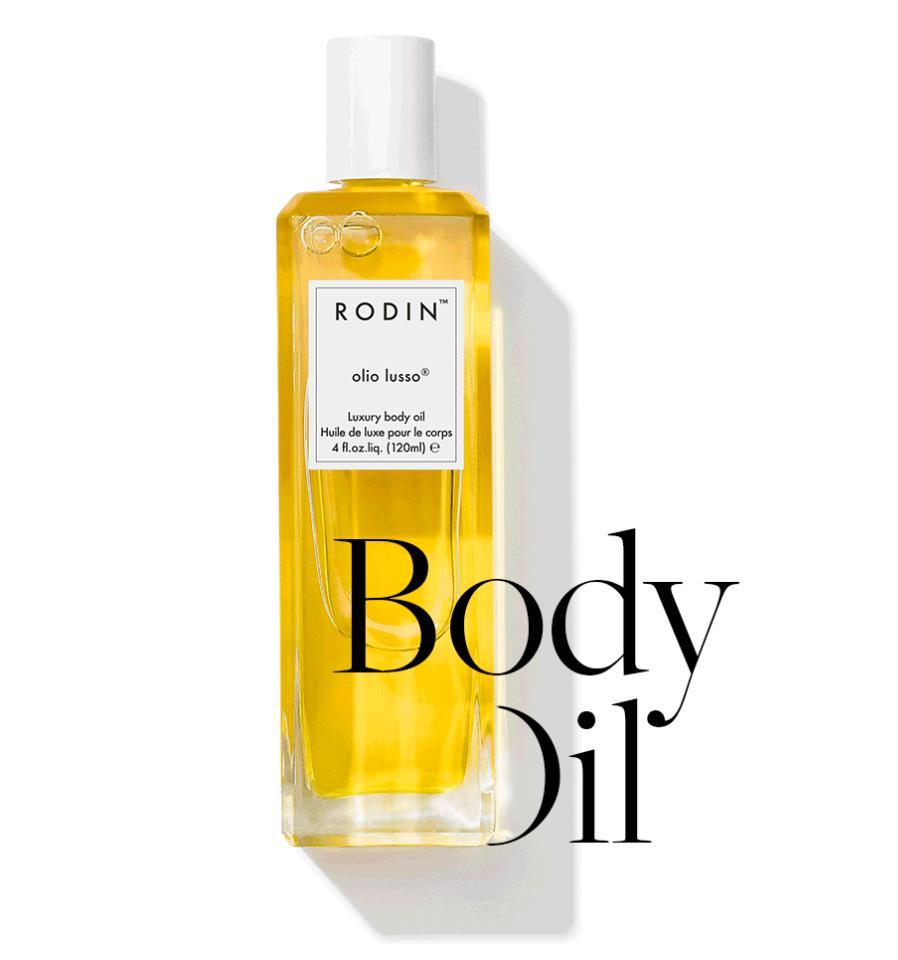 Body oils that seal in moisture…