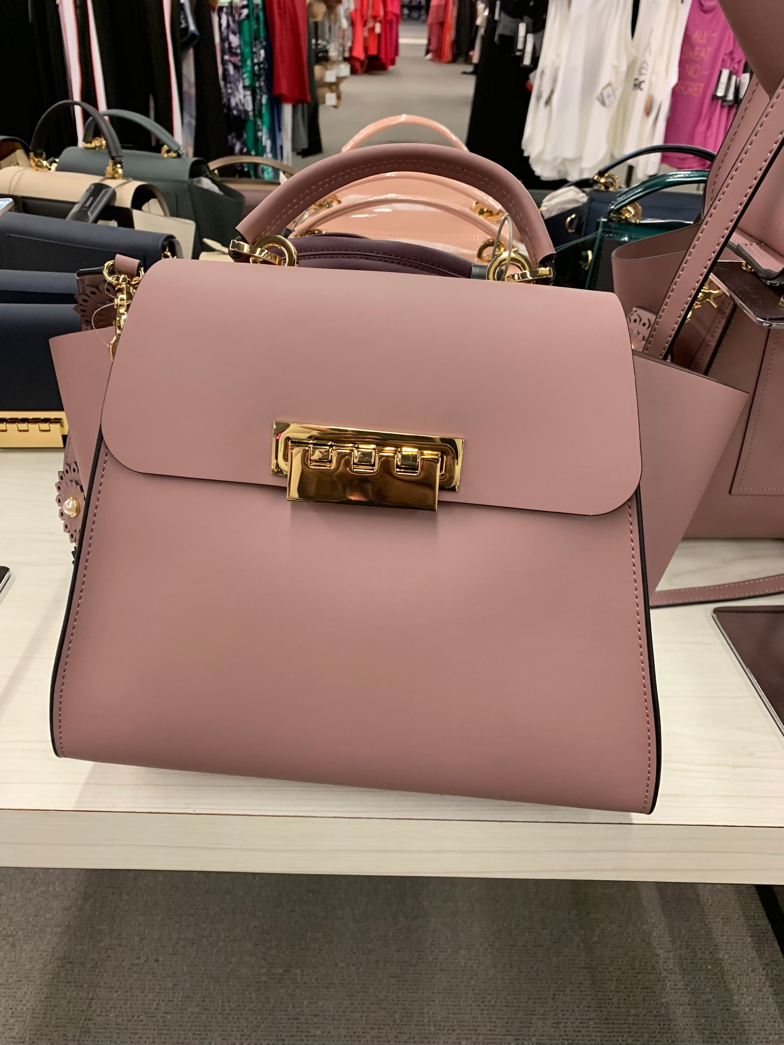 Mothers Day Gift Ideas. Zac Posen Bag at Saks Off 5th also $249