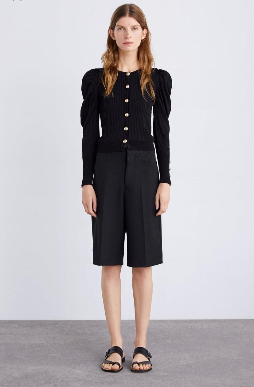 ZARA Pocket Shorts