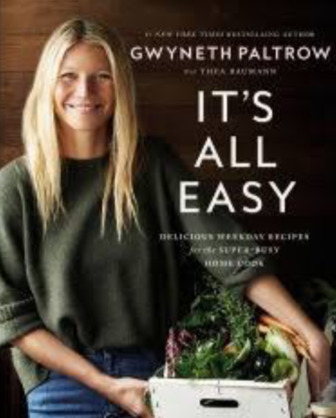 """"""" It's All Easy """" cookbook  My current cookbook go-to's, provides the best source of recipes to use my supplements. And satisfy my cravings.  Listed and linked."""