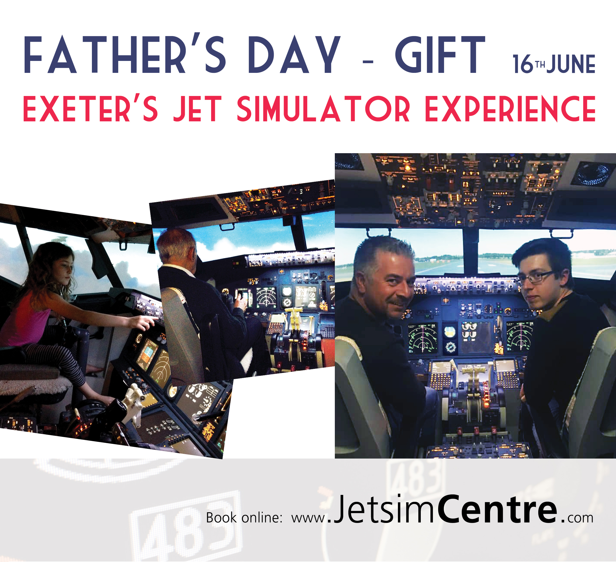 Looking for an awesome present? - Sit back, relax - we've got it covered with our Airline Pilot Jet Experience from £89Gift vouchers available https://www.jetsimcentre.com/book-a-flight