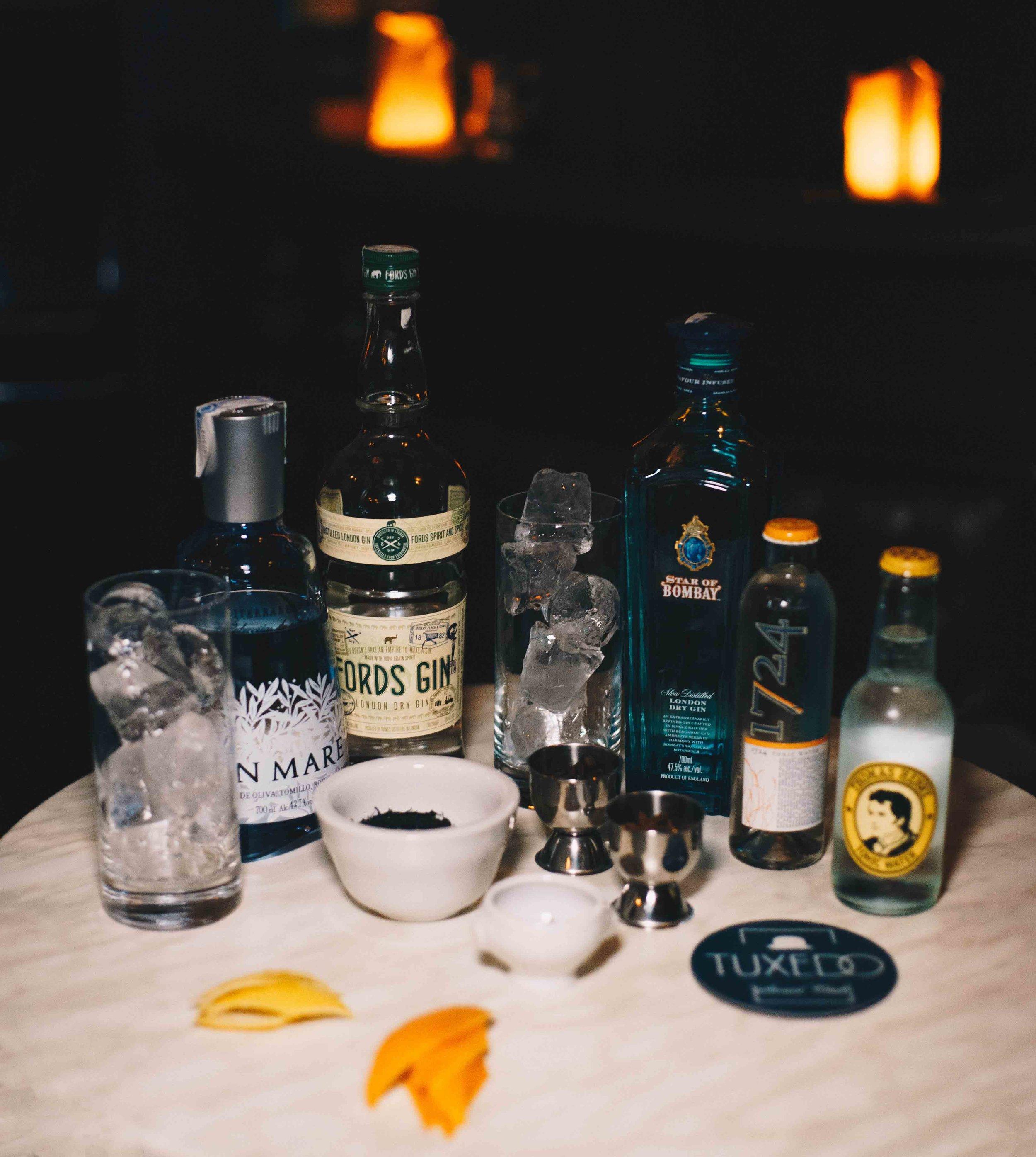 Curso Gin