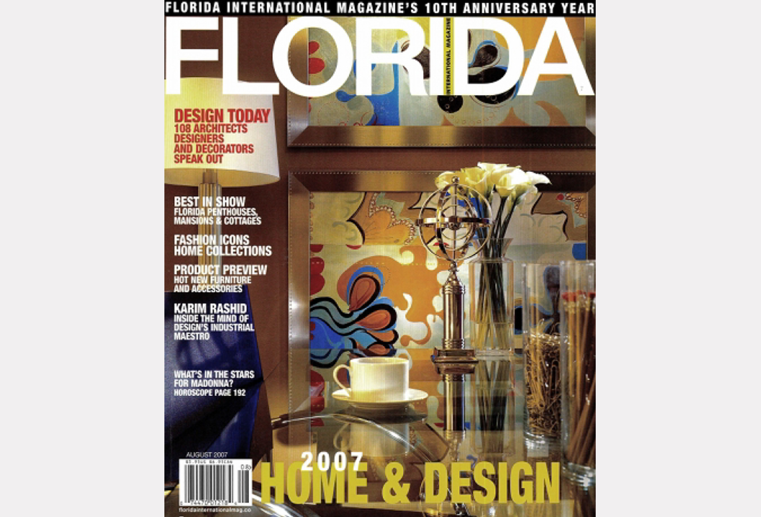 Florida International Aug 2007