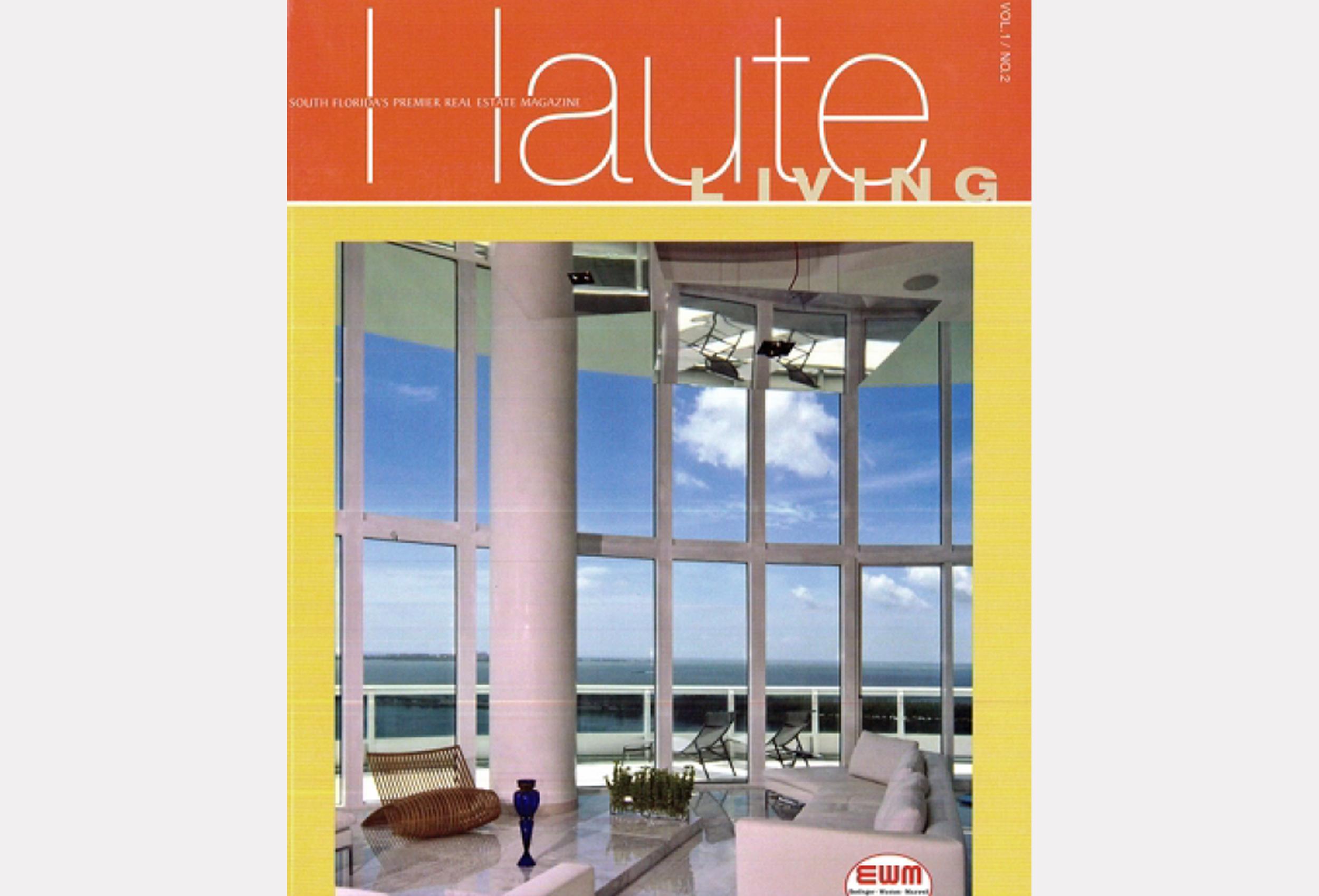 Haute Living VOL 2