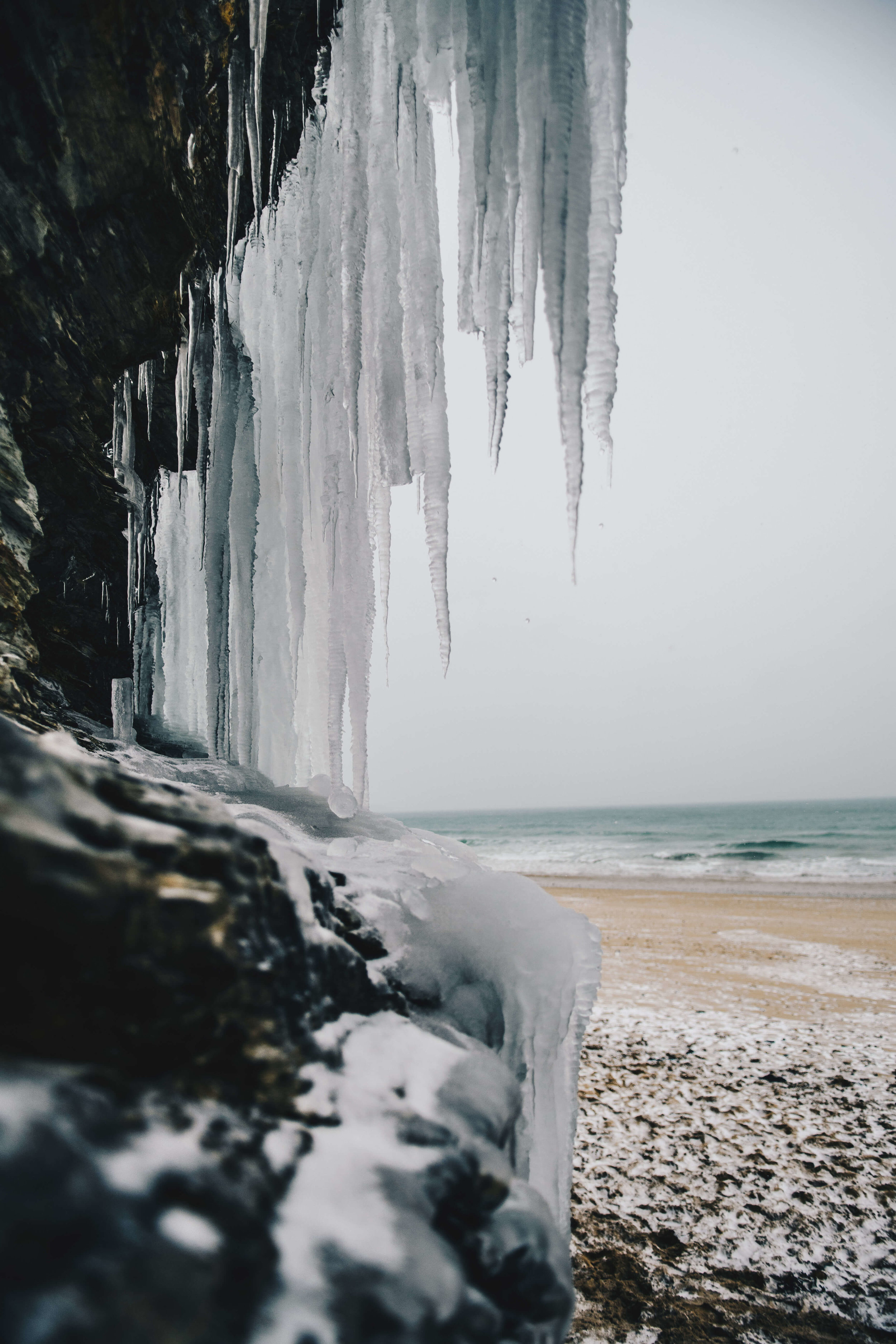 Icicles Watergate bay