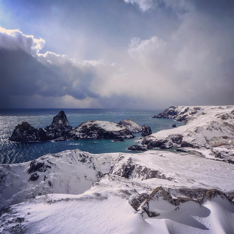 Beautiful view, photo taken by  Kynance Cove Cafe
