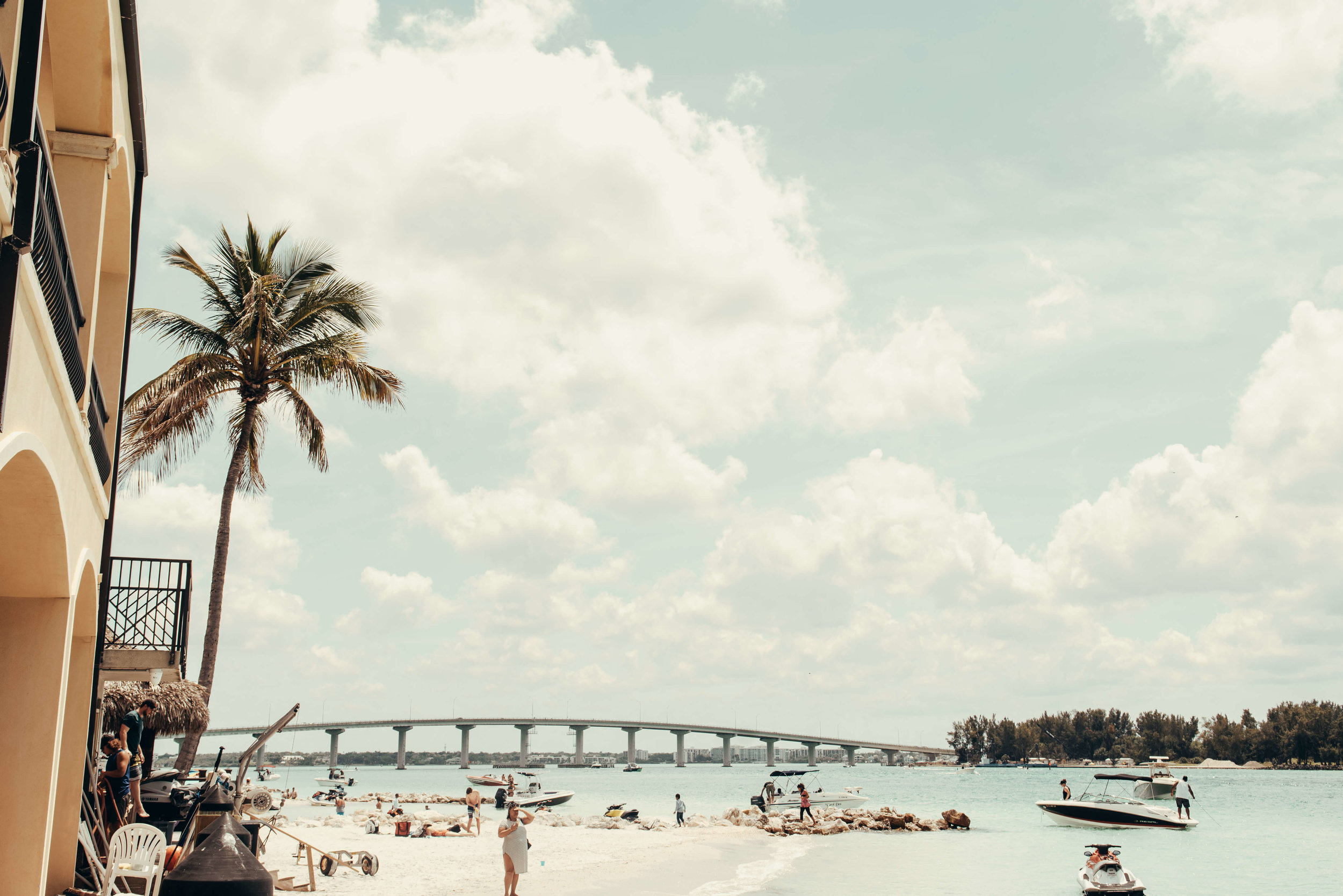 clearwater beach, Evie Johnstone photography