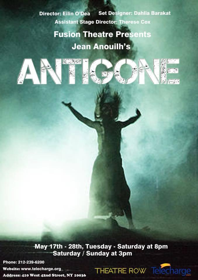 Antigone - Fusion Theatre