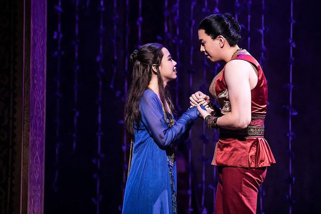 The King and I 2nd National Tour