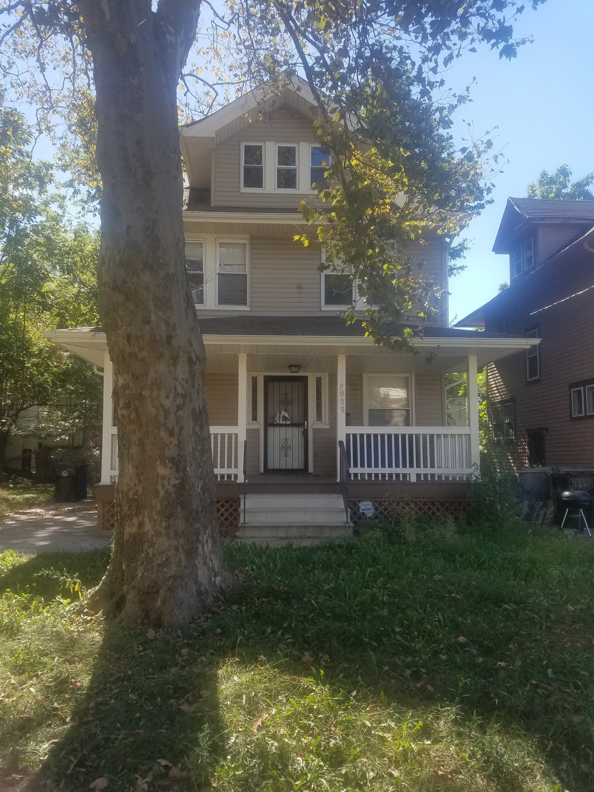 9808 Parmelee Ave., Cleveland | 3 bed 1 bath | 1,344 Sq. Ft. | $16,000
