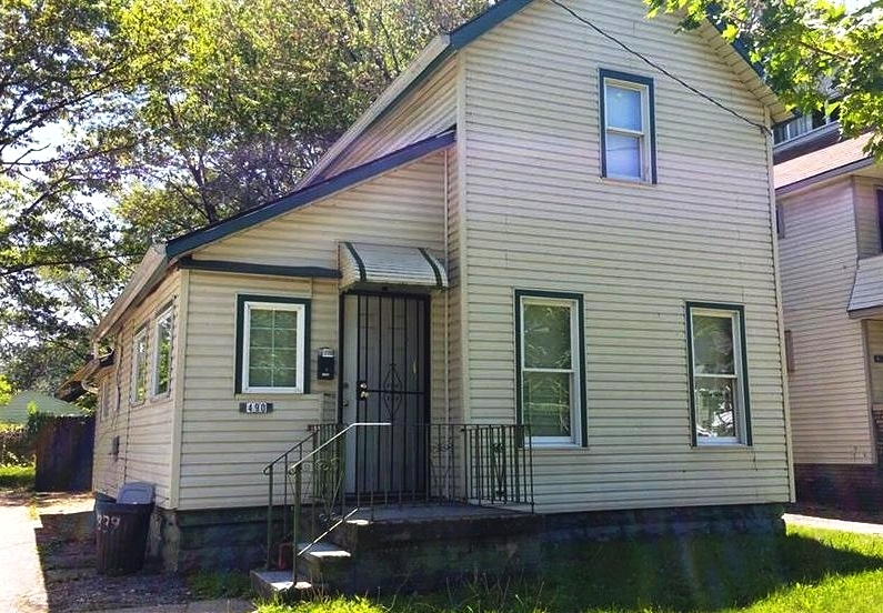 14908 Pepper Ave., Cleveland | 3 bed 1 bath | 1,213 Sq. Ft. | $19,000