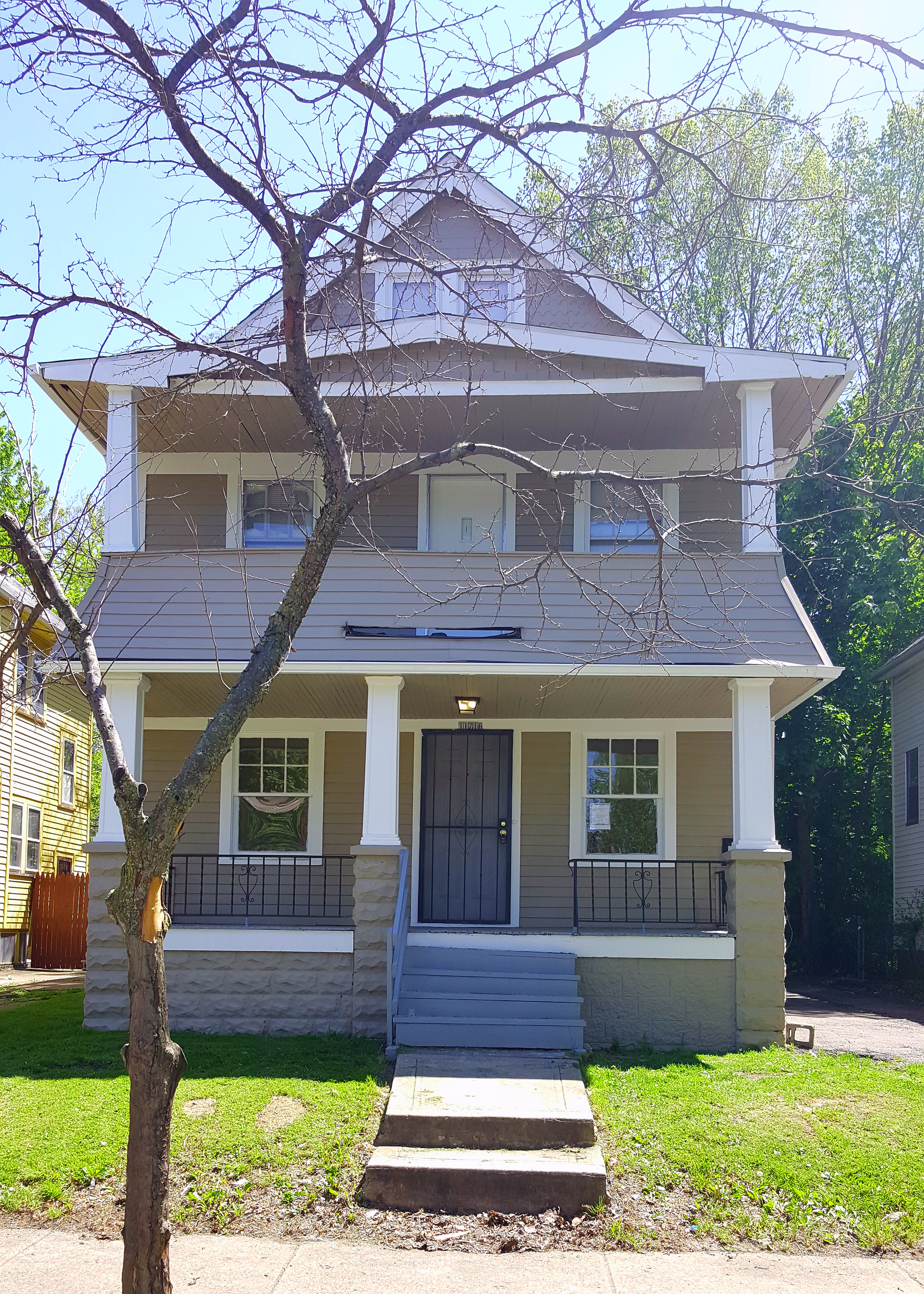 11716 Parkhill Ave., Cleveland | 5 bed 3 bath | 1,408 Sq. Ft. | $23,000