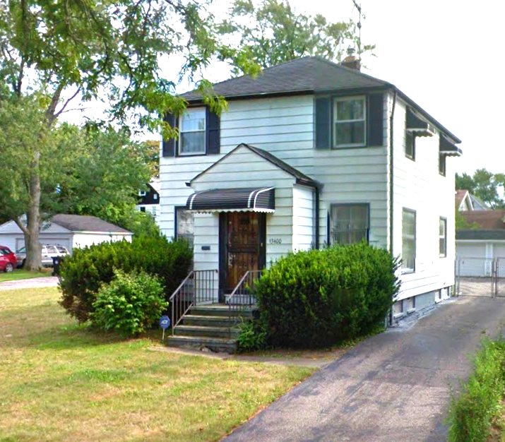 13400 Crennell Ave., Cleveland | 3 bed 1 bath | 1,560 Sq. Ft. | $26,500