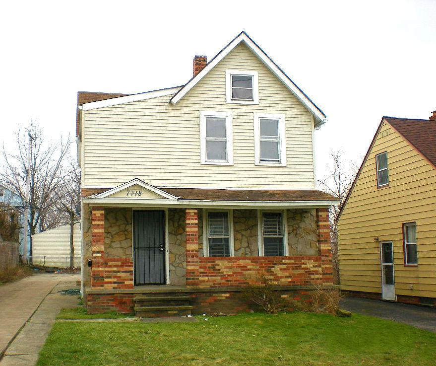 7718 Jeffries Ave., Cleveland | 3 bed 2 bath | 1,584 Sq. Ft. | $27,000