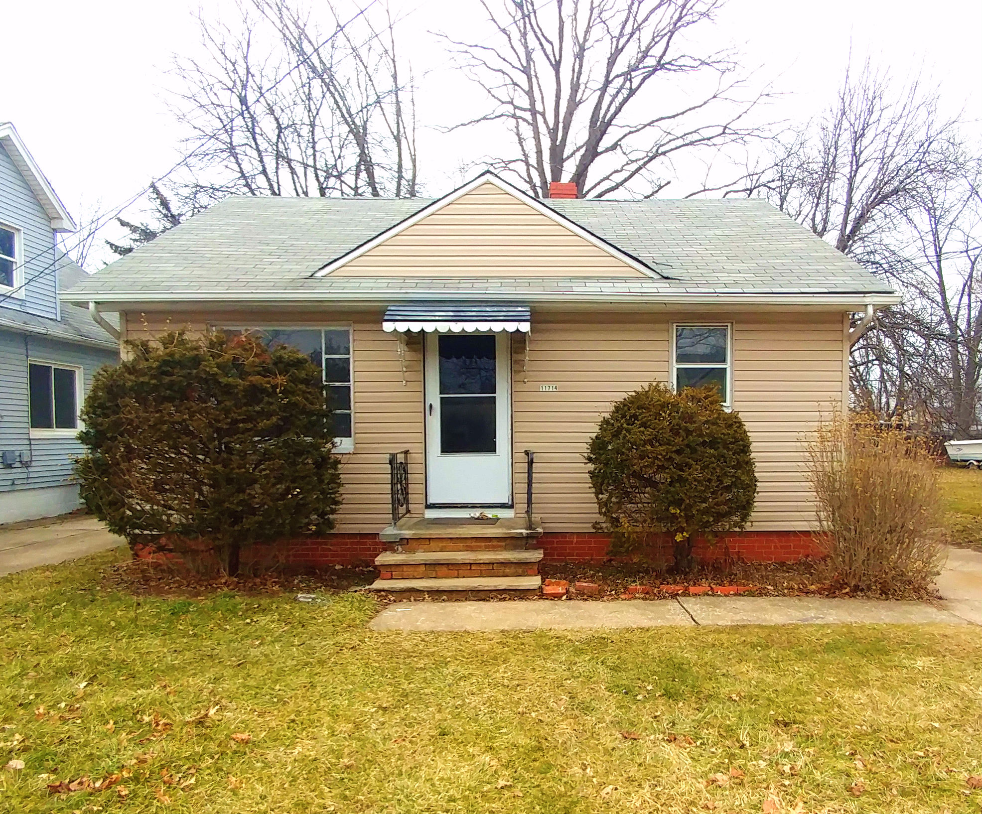 11714 Brookfield Ave., Cleveland | 2 bed 1 bath | 674 Sq. Ft. $32,500