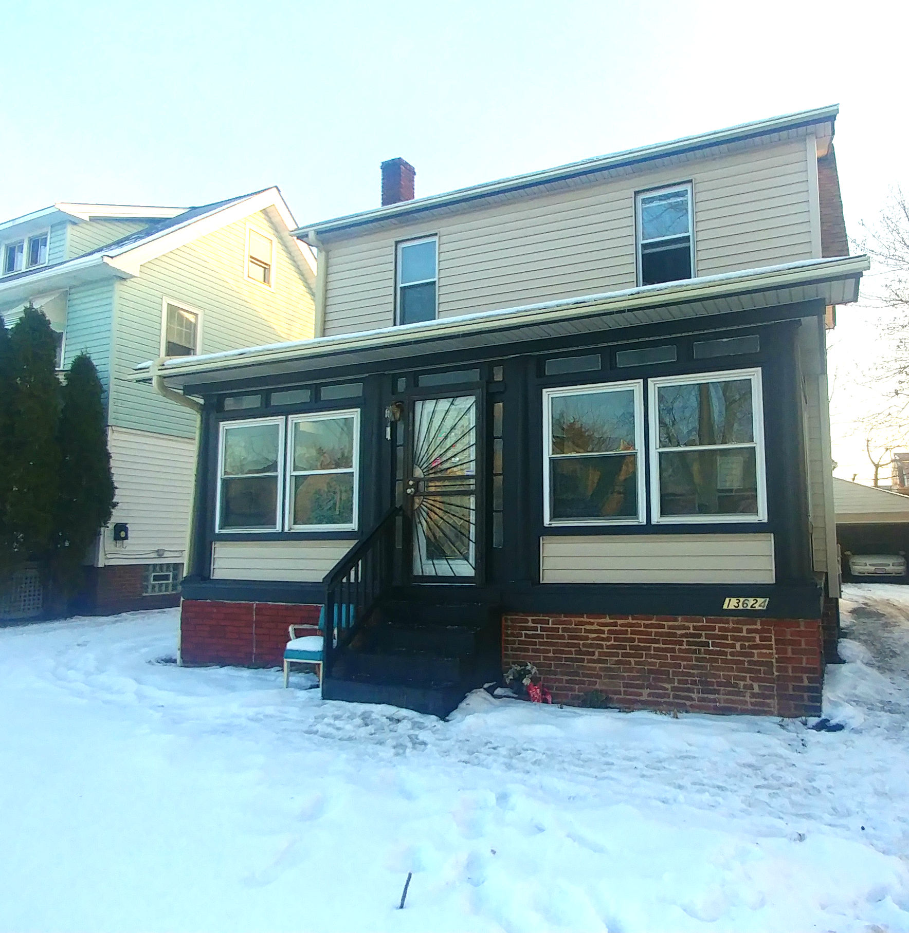13624 South Parkway Dr., Garfield Hts. | 3 bed 2 bath | 1,283 Sq. Ft. | $34,000