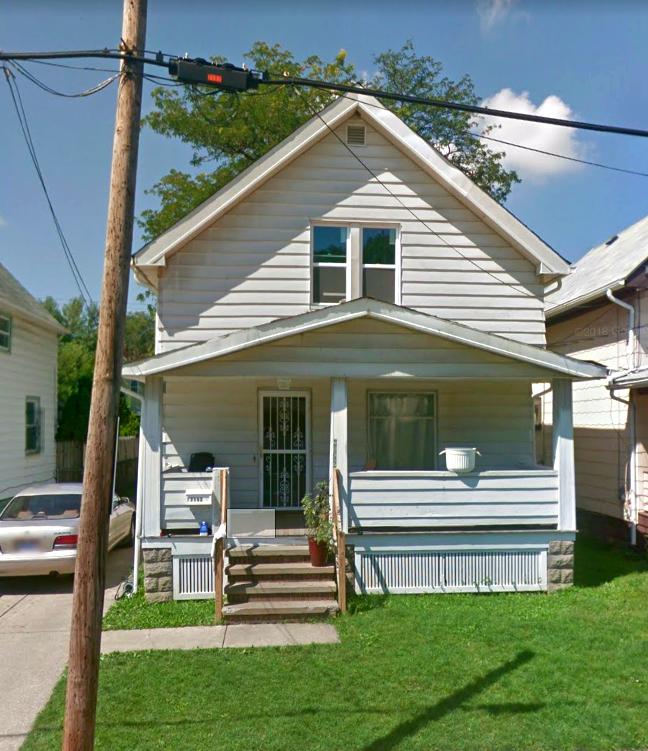2152 W 105 St., Cleveland | 3 bed 1 bath | 1,144 Sq. Ft. | $35,000