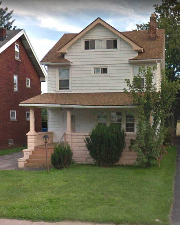 12912 Maplerow Ave., Garfield Hts. | 4 bed 1 bath | 1,344 Sq. Ft. | $38,500