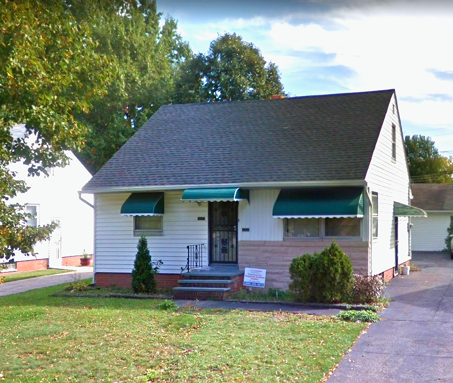 3825 Joann Dr., Cleveland | 3 bed 1 bath | 1,624 Sq. Ft. | $40,000