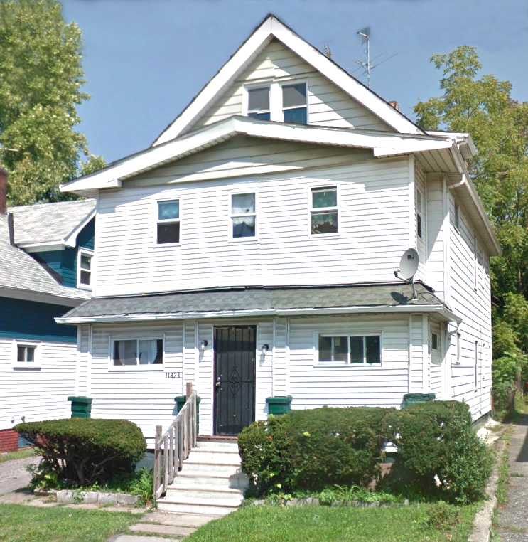 11823 Imperial Ave., Cleveland | 4 bed 2 bath | 1,752 Sq. Ft. | $40,750