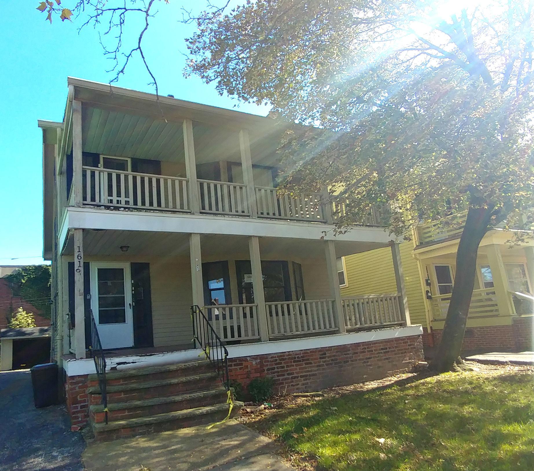 1619 Hillcrest Rd., Cleveland Hts. | 5 bed 3 bath | 2,152 Sq. Ft. | $41,000