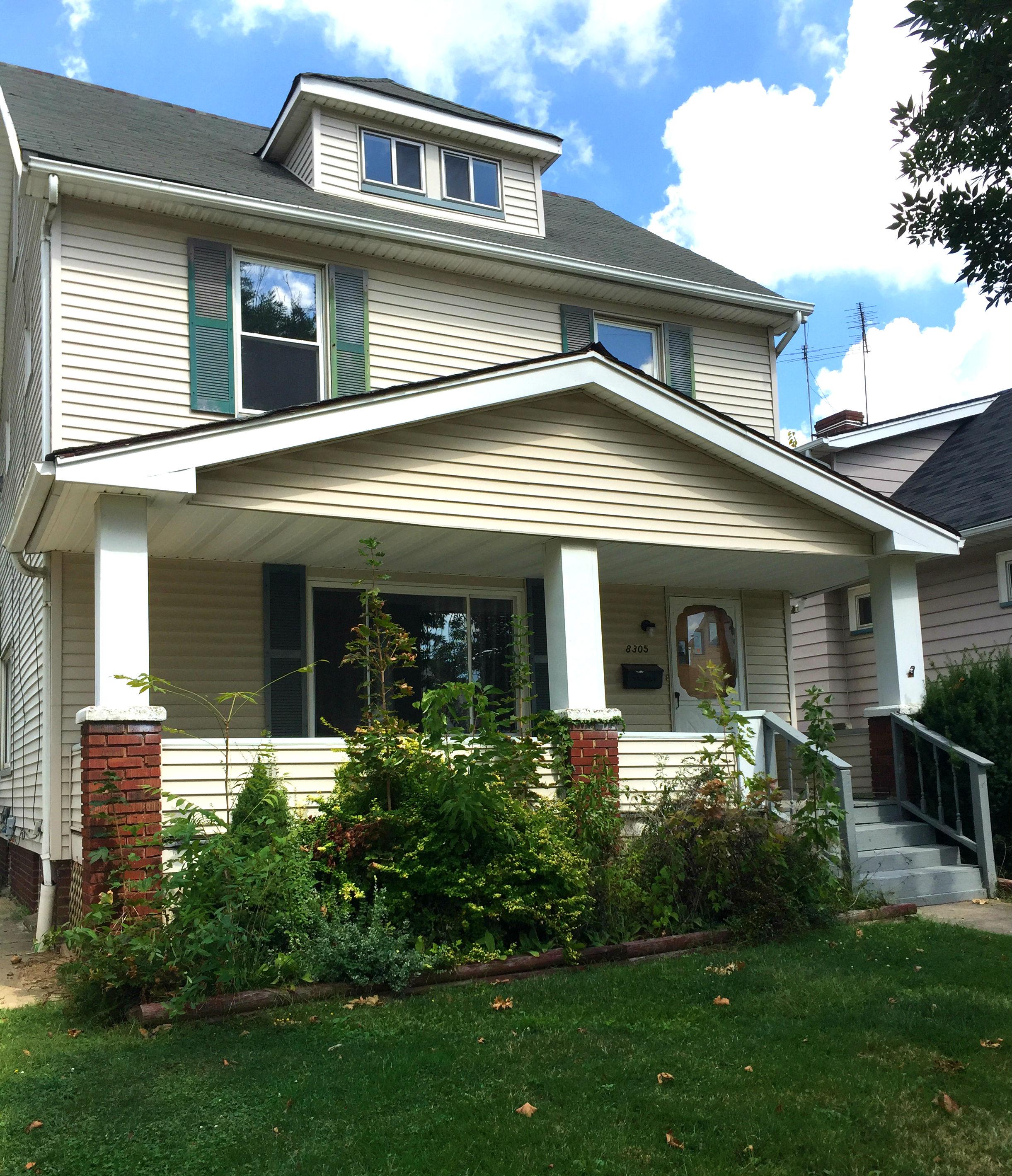8305 Bancroft Ave., Cleveland | 4 bed 1 bath | 1,248 Sq. Ft. | $43,000