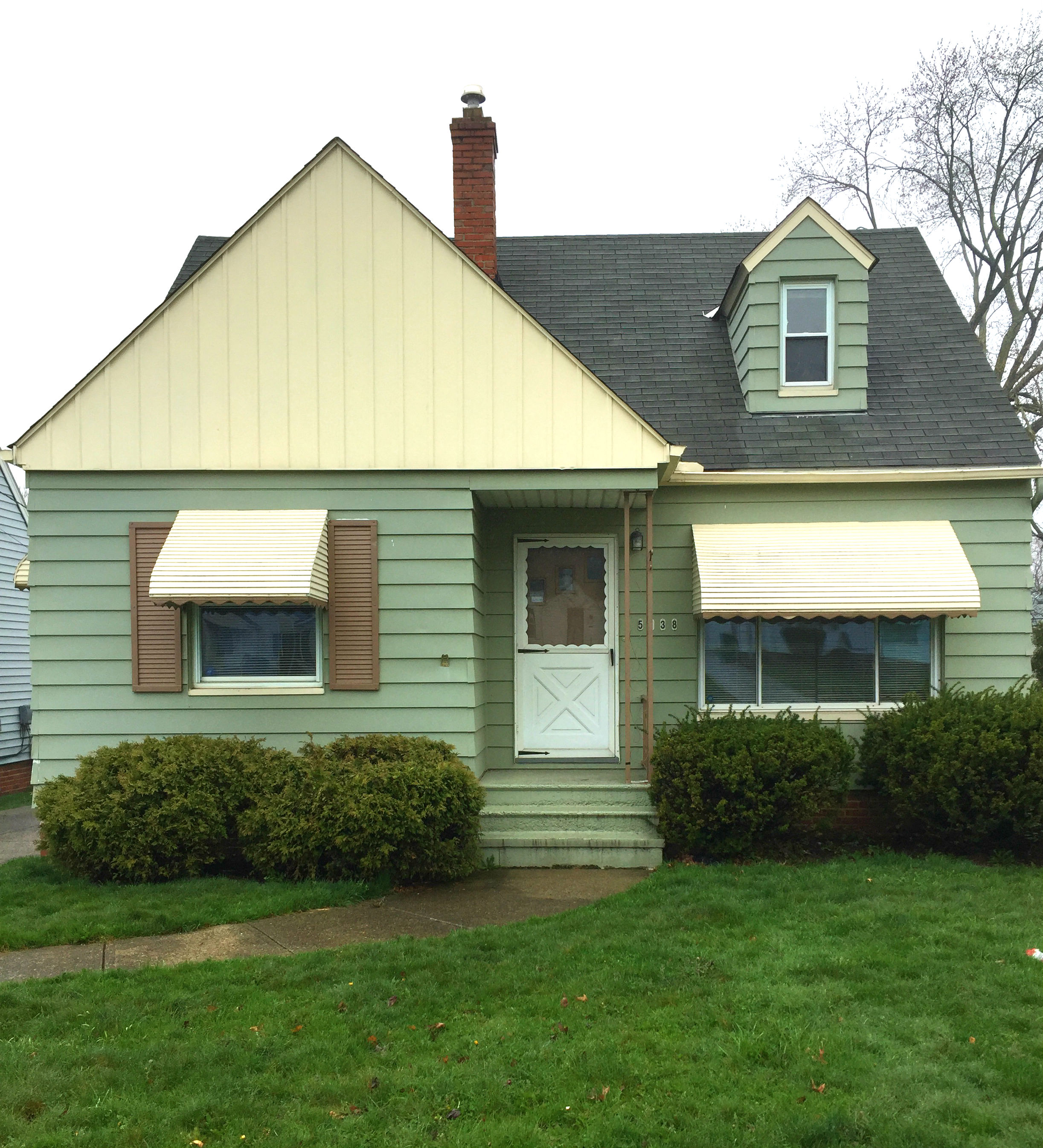 5138 Cato St., Maple Hts. | 3 bed 1 bath 1,080 Sq. Ft. | $43,500