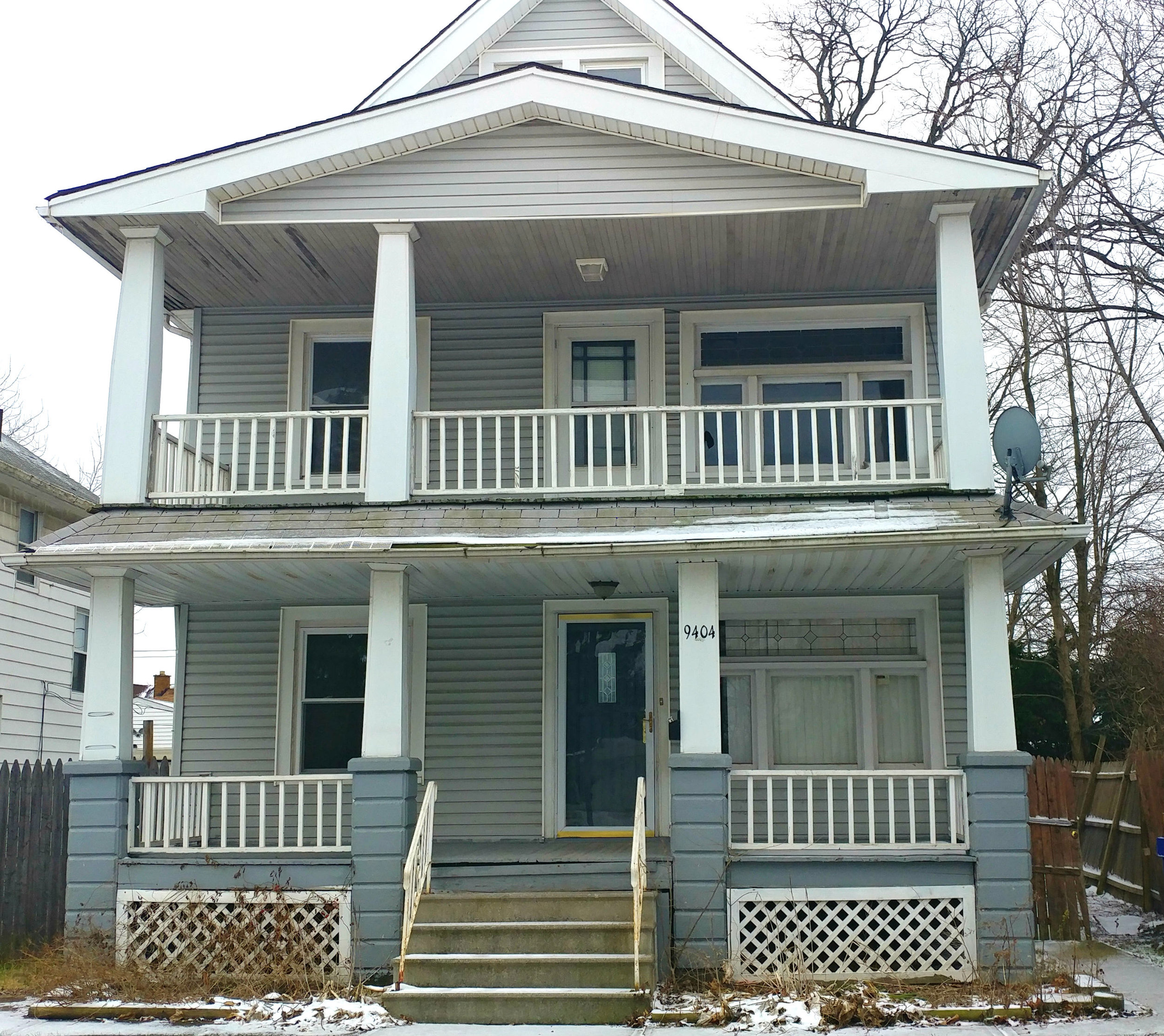 9404 Cardwell Ave., Cleveland | 4 bed 2 bath | 1,852 Sq. Ft. | $44,500