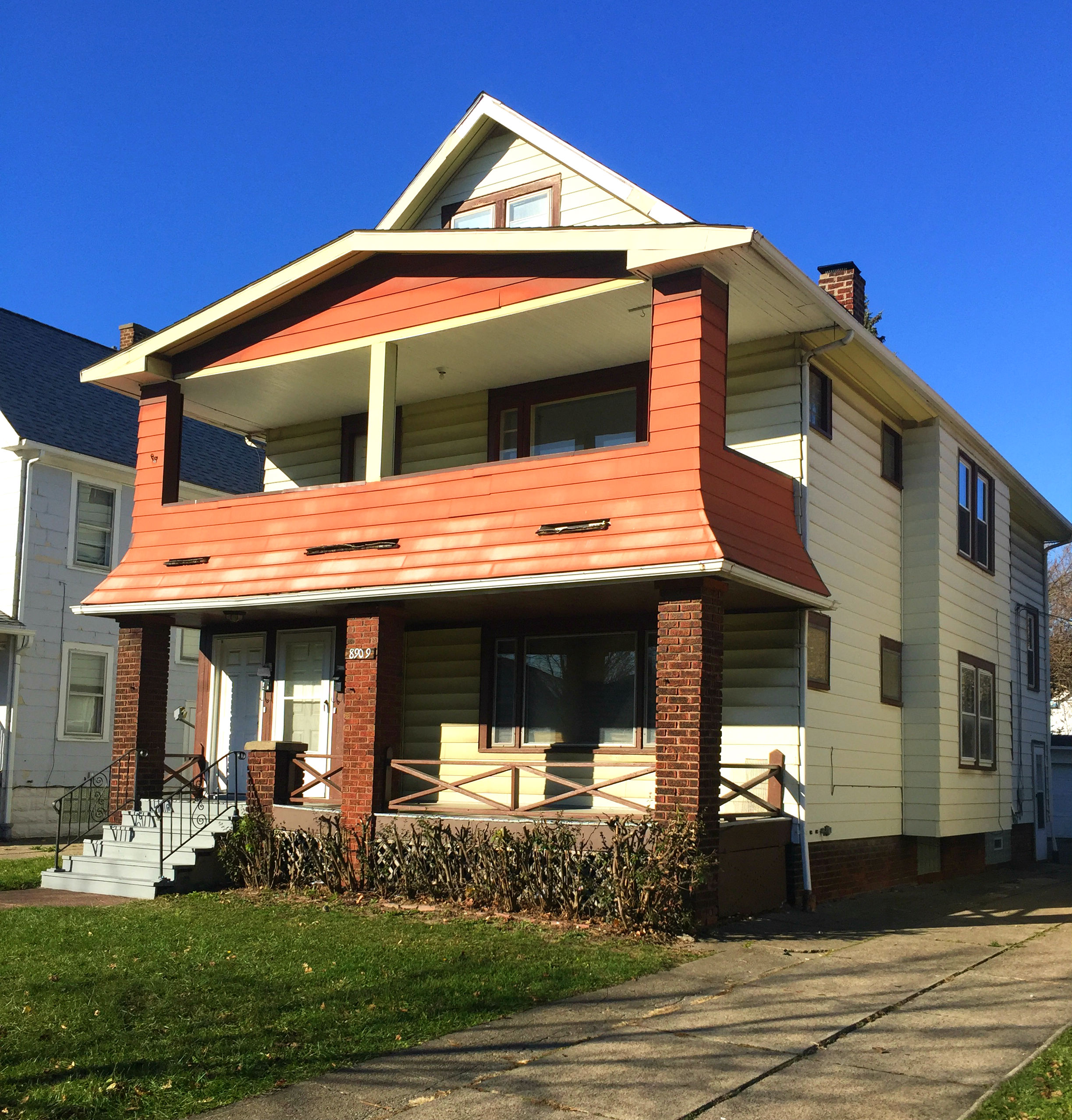 8909 Rosewood Ave., Cleveland | 4 bed 2 bath | 2,206 Sq. Ft. | $44,900