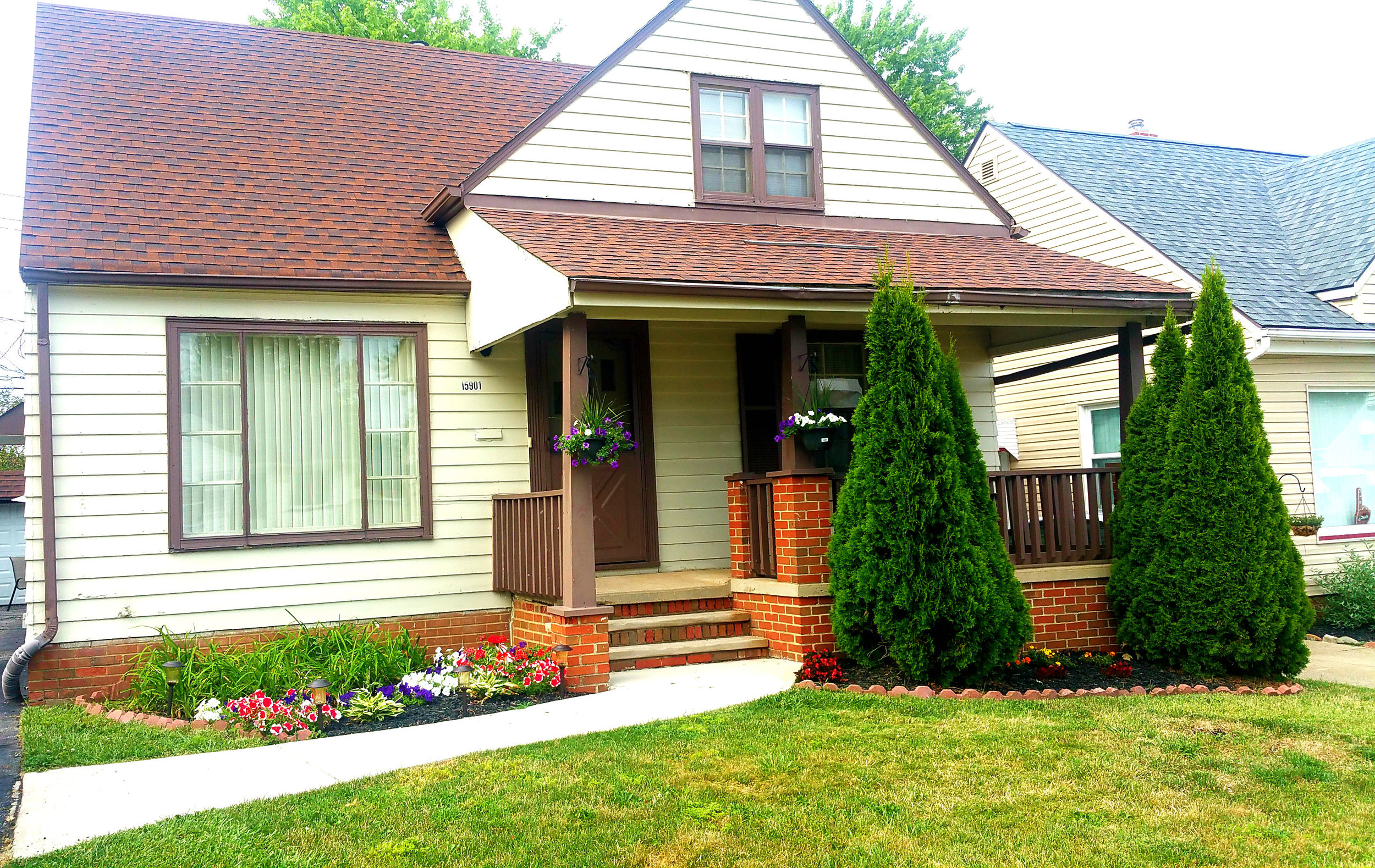 15901 Edgewood Ave., Maple Hts. | 3 bed 1 bath | 1,479 Sq. Ft. | $45,500