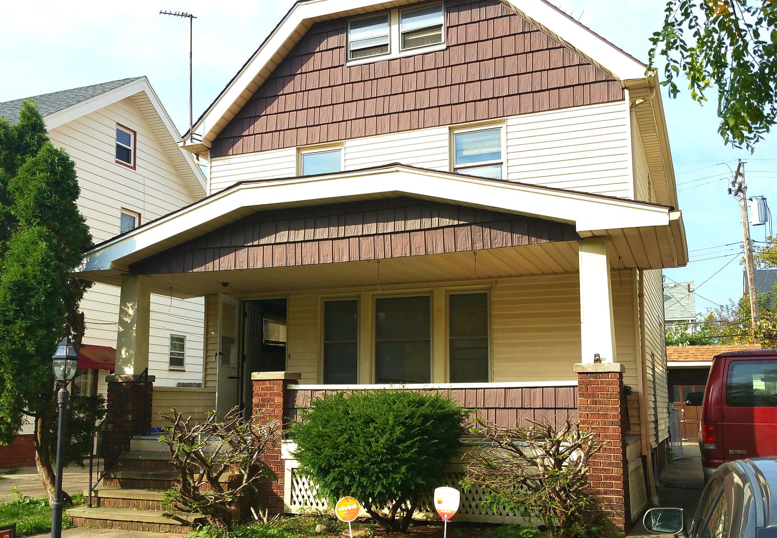 3468 W 120 St., Cleveland | 4 bed 2 bath | 1,193 Sq. Ft. | $56,000