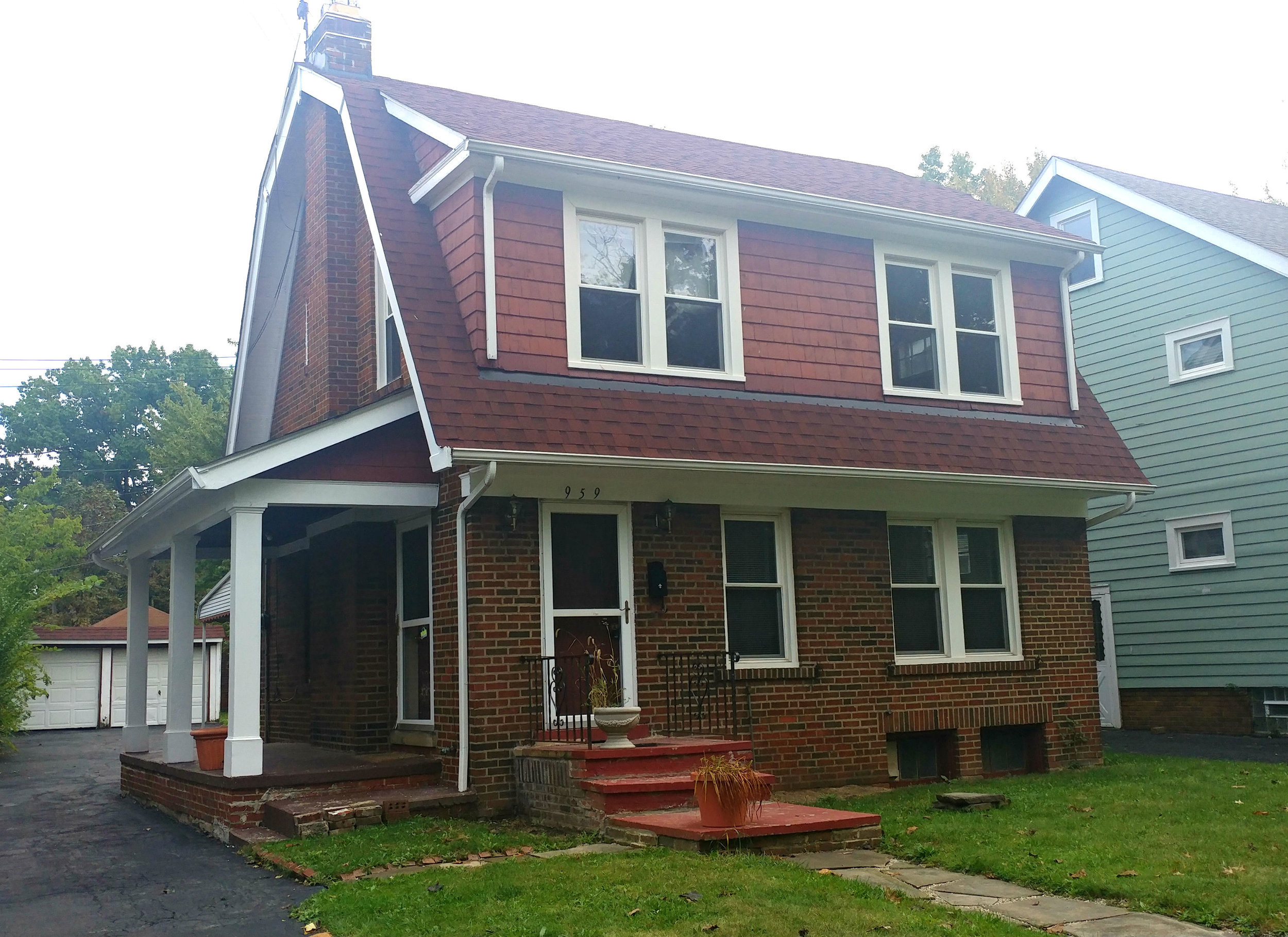 959 Rushleigh Rd., Cleveland Hts. | 3 bed 1 bath | 1,170 Sq. Ft. | $59,200