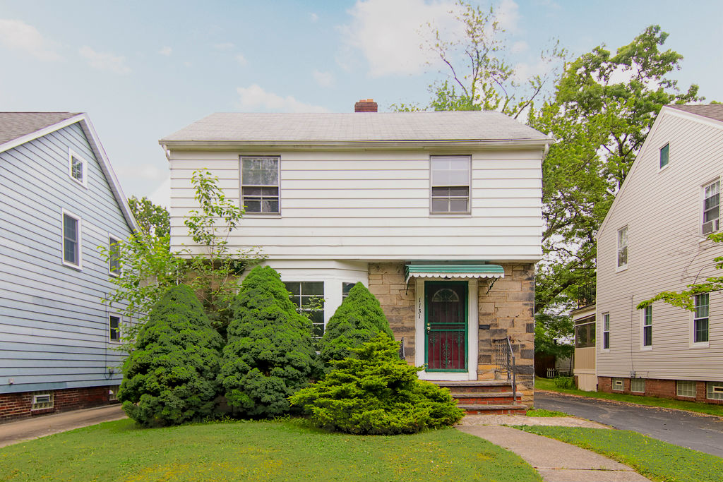 1131 Quilliams Rd., Cleveland Hts. | 4 bed 2 bath | 1,876 Sq. Ft. | $60,000