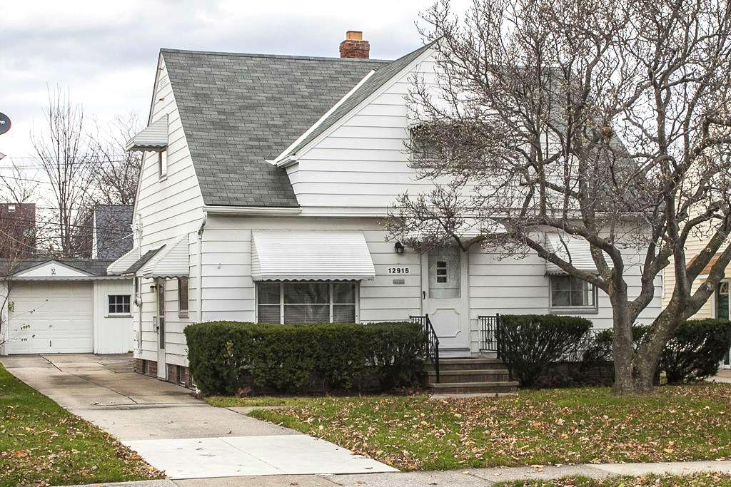 12915 Carpenter Rd., Garfield Hts. | 3 bed 1 bath | 1,131 Sq. Ft. | $60,500