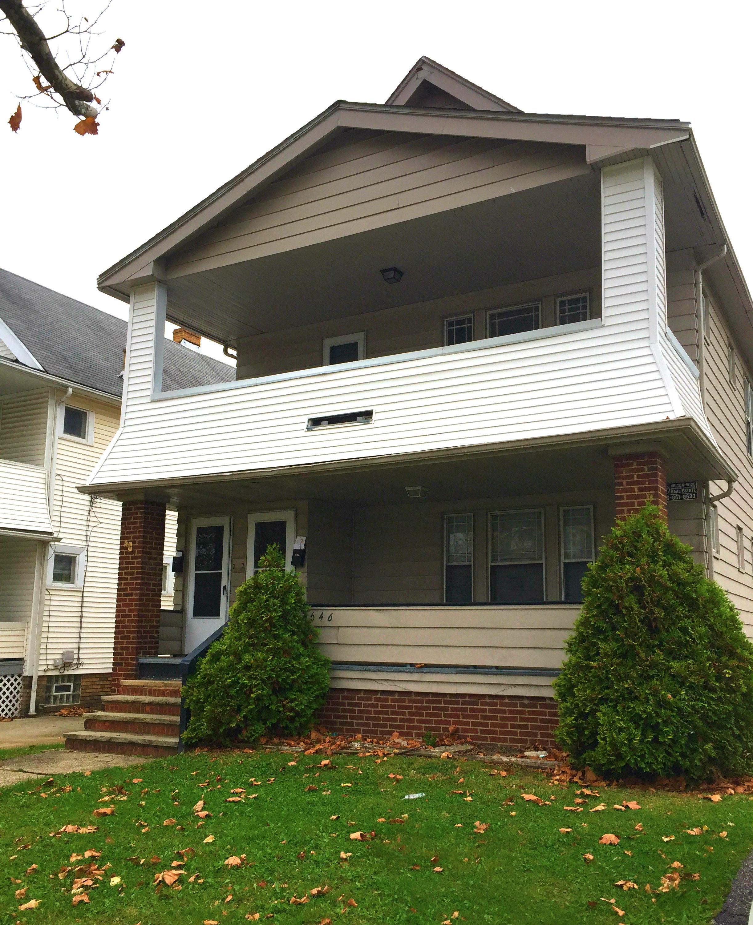 4646 Blythin Rd., Garfield Hts. | 4 bed 2 bath | 2,048 Sq. Ft. | $60,000