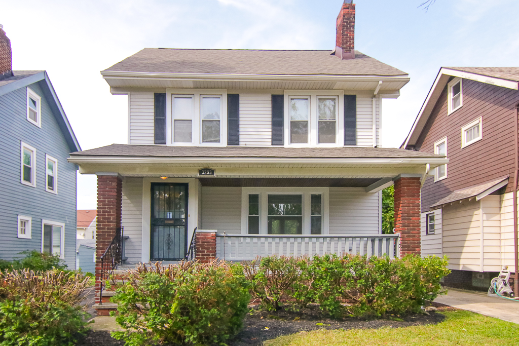 3293 Tullamore Rd., Cleveland Hts. | 3 bed 2 bath | 1,516 Sq. Ft. | $67,100